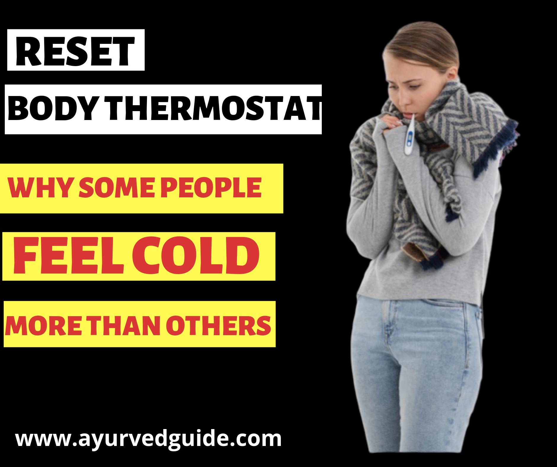 Reset Body Thermostat