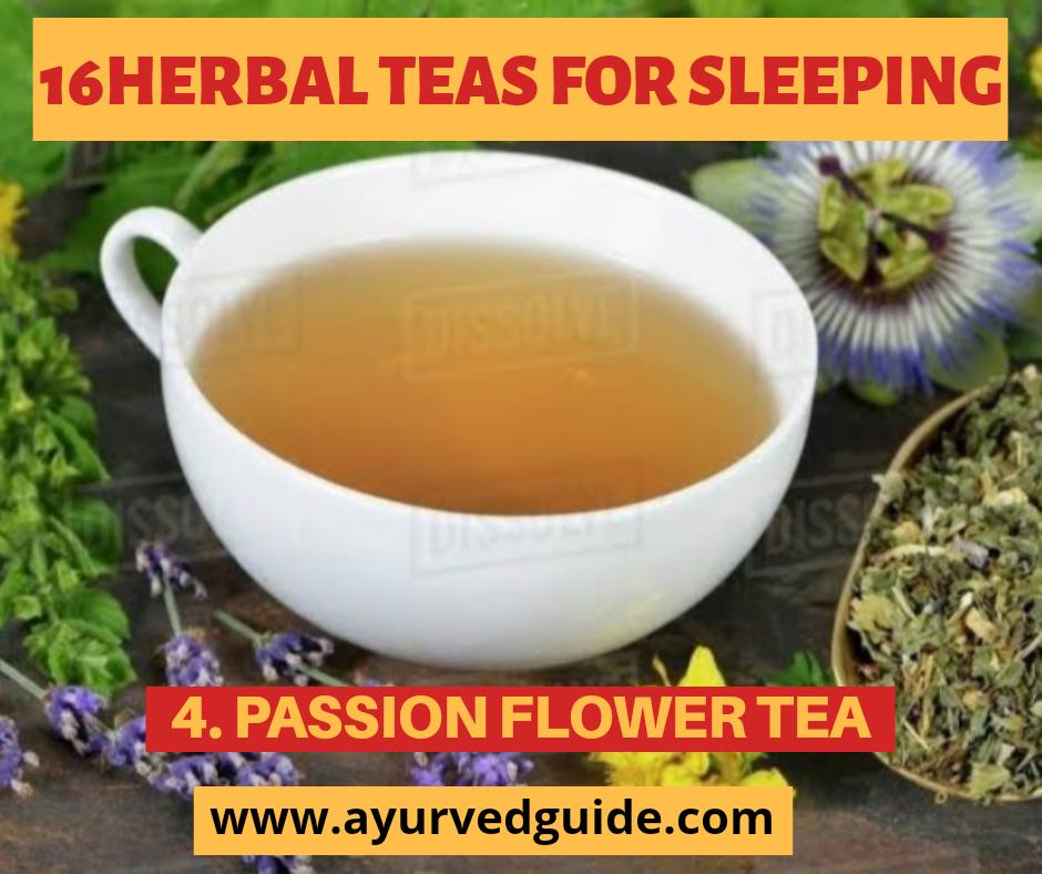 Herbal Teas For Sleeping