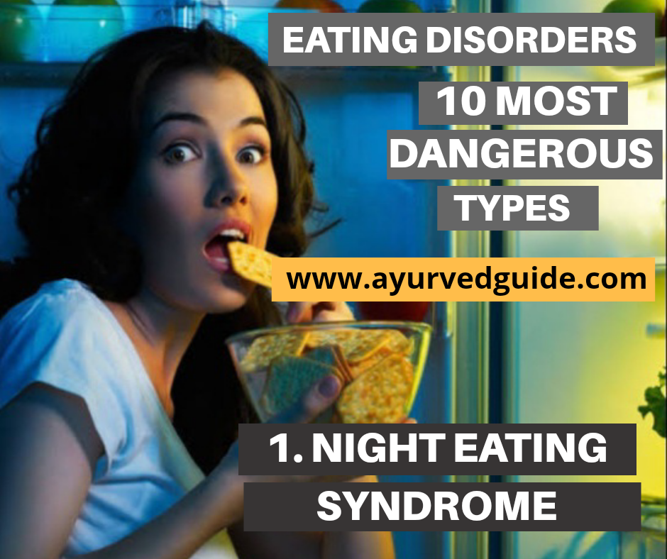 Eating disorders - Night Eating Syndrome