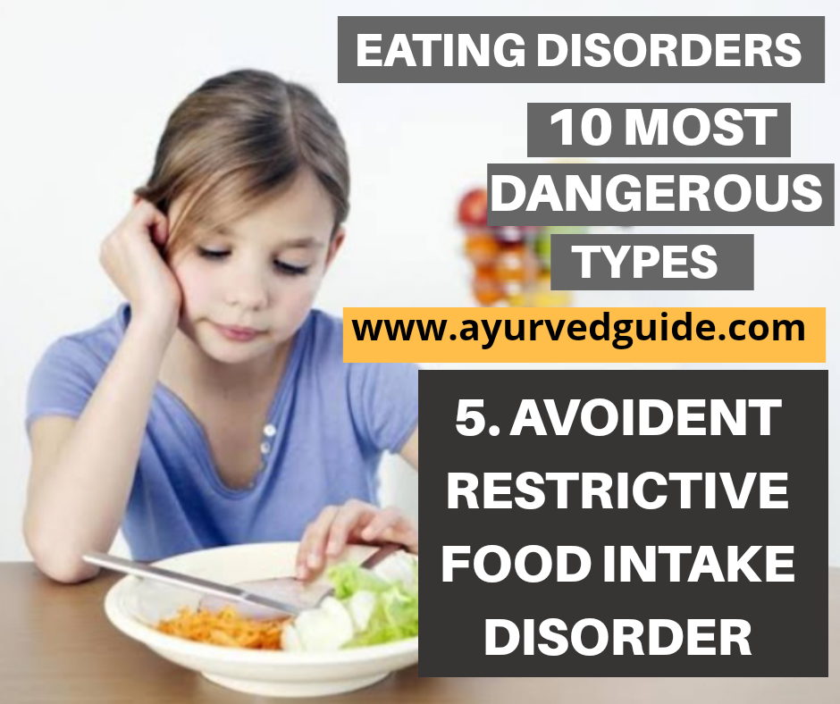 Eating Disorders-Avoidant Restrictive Food Intake Disorder