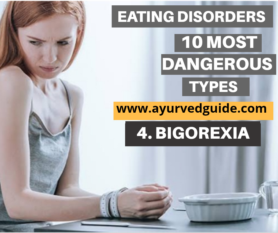 Eating Disorders-Bigorexia Also known as Muscle Dysmorphia