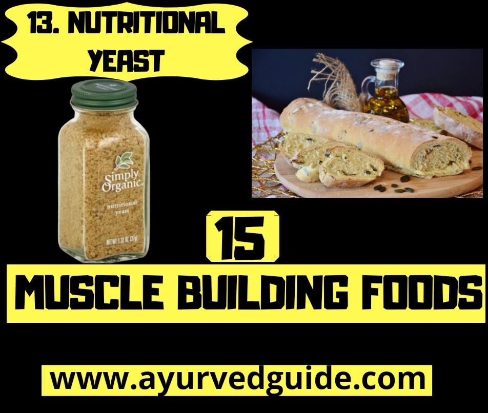Build Muscle Food