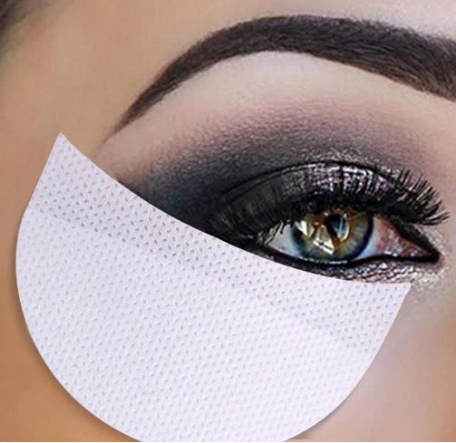 Lucoss Eyeshadow, Stencils Plush Under Eyes Patch.